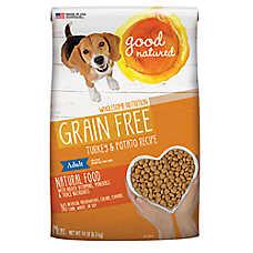 Good Natured™ Grain Free Adult Dog Food - Natural, Turkey & Potato