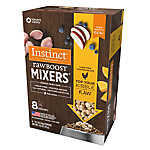 Nature's Variety® Instinct® Raw Boost Mixers Dog Food Topper - Grain Free, Raw, Chicken, 8ct