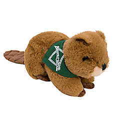 Beaver Canoe Beaver Dog Toy - Plush