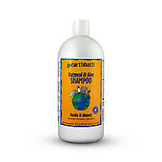 earthbath® Oatmeal & Aloe Pet Shampoo