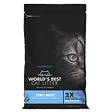 World's Best Cat Litter™ Advanced Zero Mess Cat Litter - Clumping