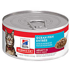 Hill's® Science Diet® Adult Cat Food - Ocean Fish