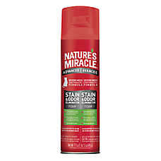 Nature's Miracle® Just for Cats Advanced Stain & Odor Foam