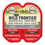 NUTRO™ Wild Frontier Adult Cat Food - Natural, Grain Free, Chicken & Beef