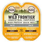 NUTRO™ Wild Frontier Adult Cat Food - Natural, Grain Free, Turkey & Duck