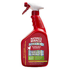 Nature's Miracle® Advanced Dog Stain & Odor Remover - Sunny Lemon
