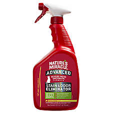 Nature's Miracle® Just for Cats Advanced Stain & Odor Remover - Sunny Lemon