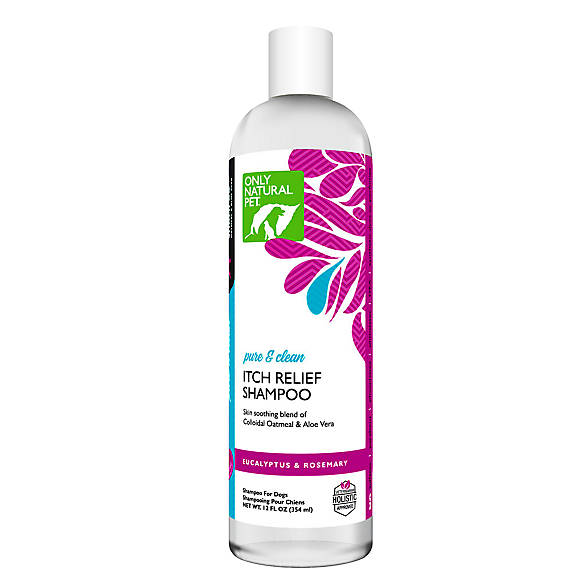Only Natural Pet® Pure & Clean Ich Relief Dog Shampoo ...