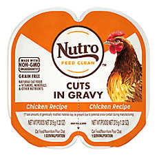 NUTRO™ PERFECT PORTIONS™ Adult Cat Food - Chicken