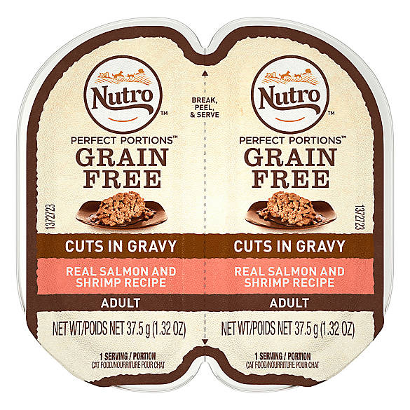 Nutro Perfect Portions Adult Wet Cat Food