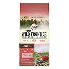 NUTRO™ Wild Frontier Adult Cat Food - Natural, Grain Free, Cold Water Recipe