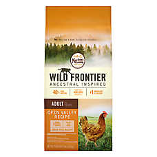NUTRO™ Wild Frontier Adult Cat Food - Natural, Grain Free, Open Valley Recipe