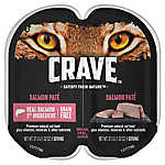 Crave Adult Cat Food - Natural, Grain Free, Salmon Pate