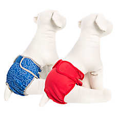 Top Paw® 2-Pack Washable Cover-Ups (COLOR VARIES)