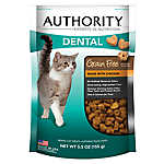 Authority® Dental Cat Treat - Grain Free, Chicken