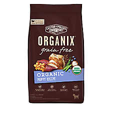 Castor & Pollux ORGANIX® Grain Free Organic Puppy Food - Chicken