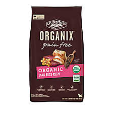 Castor & Pollux ORGANIX® Grain Free Organic Small Breed Dog Food - Chicken