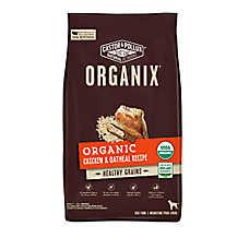 Castor & Pollux ORGANIX® Organic Dog Food - Chicken & Oatmeal