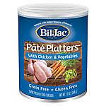 Bil-Jac® Pate Platters Dog Food - Grain Free, Gluten Free, Chicken & Vegetables
