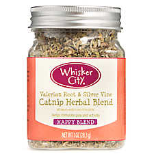 Whisker City® Happy Blend Herbal Catnip