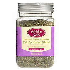 Whisker City® Calm Blend Herbal Catnip