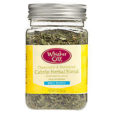Whisker City® Well Blend Herbal Catnip