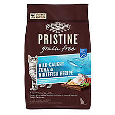 Castor & Pollux PRISTINE™ Grain Free Cat Food - Wild Caught Tuna & Whitefish