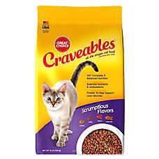 Grreat Choice® Cat Craveables Cat Food