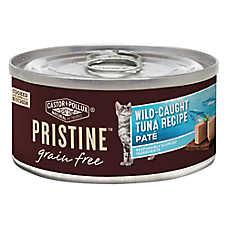 Castor & Pollux PRISTINE™ Grain Free Cat Food - Wild Caught Tuna
