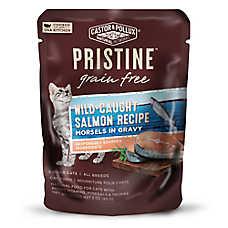 Castor & Pollux PRISTINE™ Grain Free Cat Food - Wild Caught Salmon