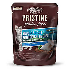 Castor & Pollux PRISTINE™ Grain Free Cat Food - Wild Caught Whitefish