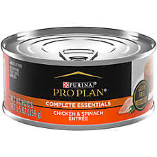 Purina® Pro Plan SAVOR® Adult Cat Food - Grain Free, Chicken & Spinach