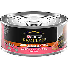Purina® Pro Plan® Savor® Adult Cat Food - Salmon & Brown Rice