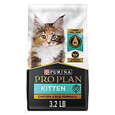 Purina® Pro Plan® TRUE NATURE™ Grain Free Kitten Food - Chicken & Egg