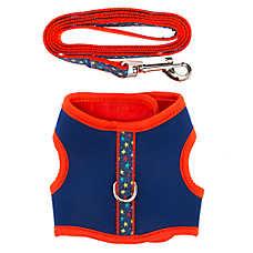Top Paw® Stars Dog Harness & Leash Set