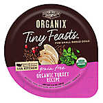 Castor & Pollux ORGANIX® Tiny Feasts Grain Free Small Breed Dog Food - Organic Turkey