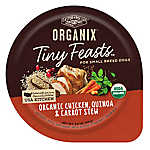 Castor & Pollux ORGANIX® Tiny Feasts Grain Free Small Breed Dog Food - Chicken, Quinoa & Carrot Stew