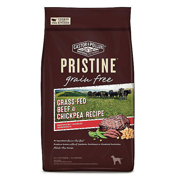 Pristine Grain Free Dog Food