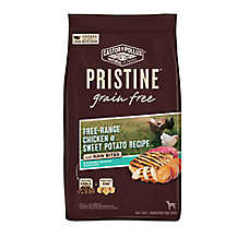 Castor & Pollux PRISTINE™ Grain Free with Raw Bites Dog Food - Free-Range Chicken & Sweet Pota