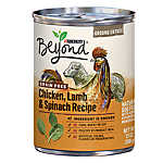 Purina® Beyond Dog Food - Natural, Grain Free, Chicken, Lamb & Spinach