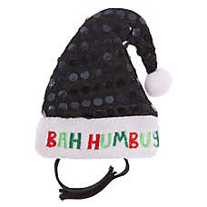 Pet Holiday™ Bah Humbug Small Pet Hat