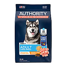 Authority® Tender Blends ™ Large Breed Adult Dog Food - Chicken & Rice
