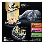 SHEBA® Perfect Portionsw Cat Food - MultiPack, 24ct