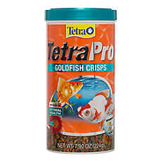 TetroPro™ Goldfish Crisps Fish Food Flakes