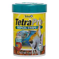 TetraPro™ Tropical Crisps Fish Food Flakes