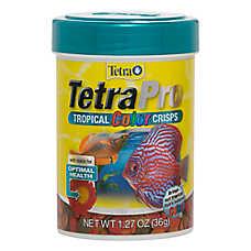 TetraPro™ Tropical Color Crisps Fish Food Flakes