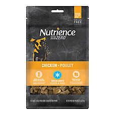 Nutrience® SubZero Dog Treat - Grain Free, Freeze Dried, Chicken