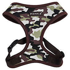 Puppia Legend Camo Dog Harness