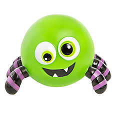 Thrills & Chills™ Halloween Spider Dog Toy - Squeaker
