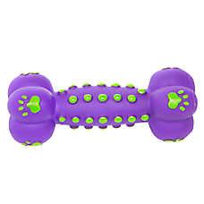 Thrills & Chills™ Halloween Dumbbell Dog Toy - Squeaker